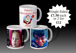 Single Photo Printed Mug