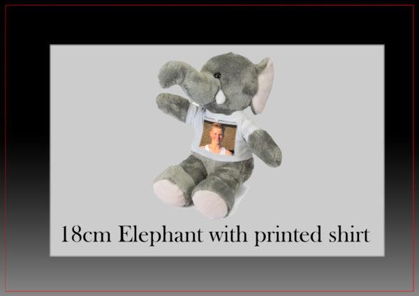 18cm elephant