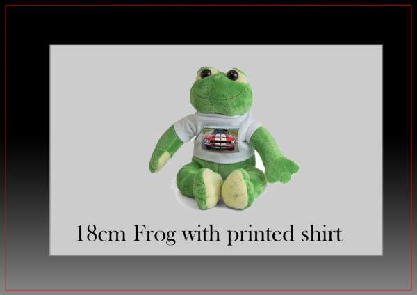 18cm frog