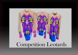 DC Competition Leotards