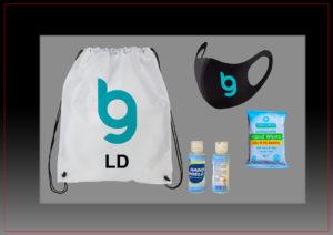 Bourne PPE kit